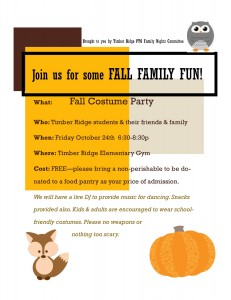 2014 Fall Costume Party