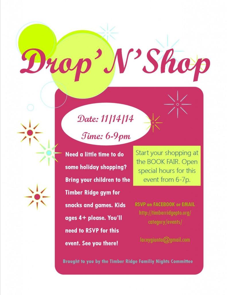 Drop 'N' Shop